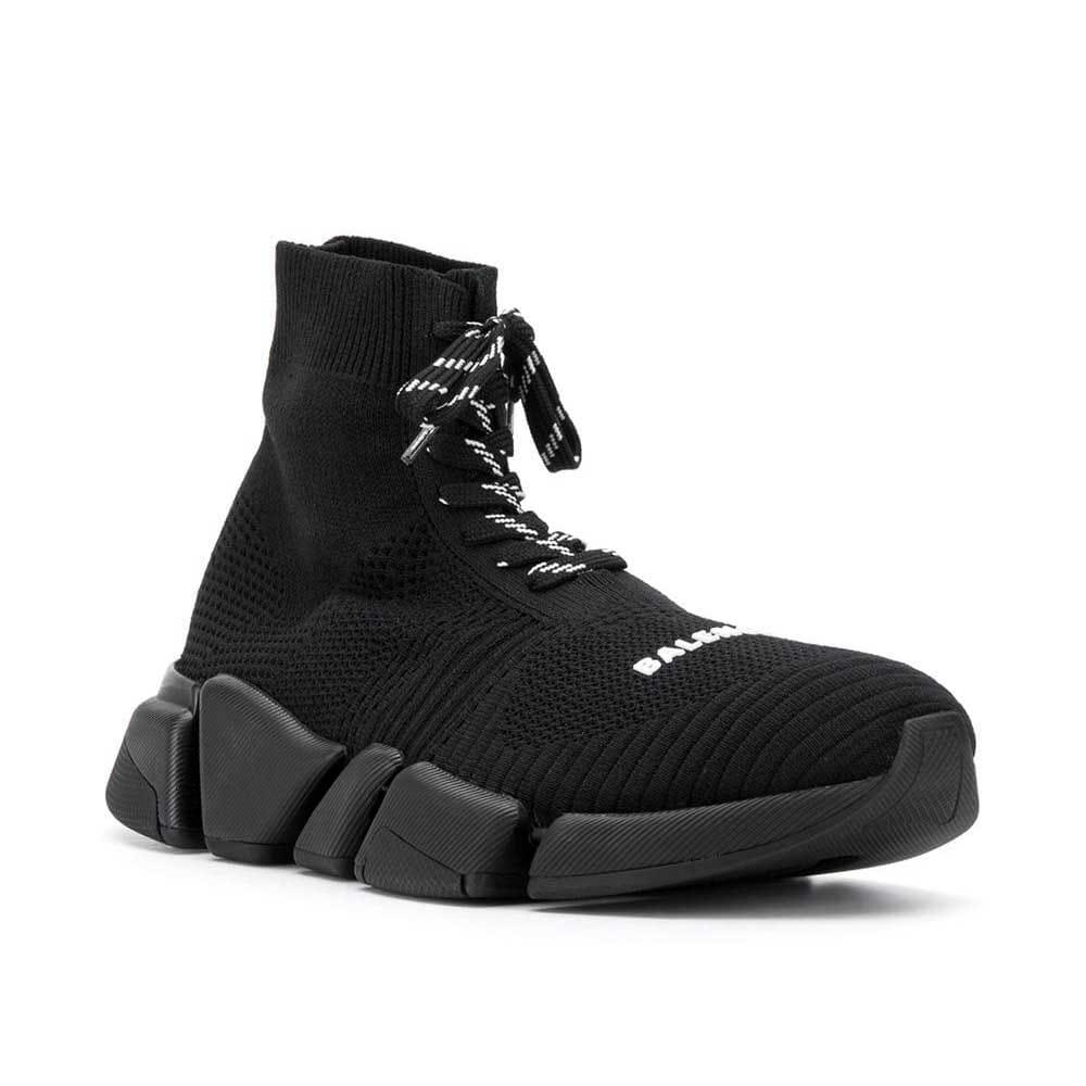 Balenciaga chunky lace-up sock trainers