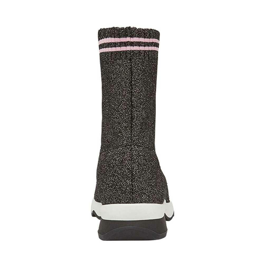 Fendi Fabric Sock Sneakers
