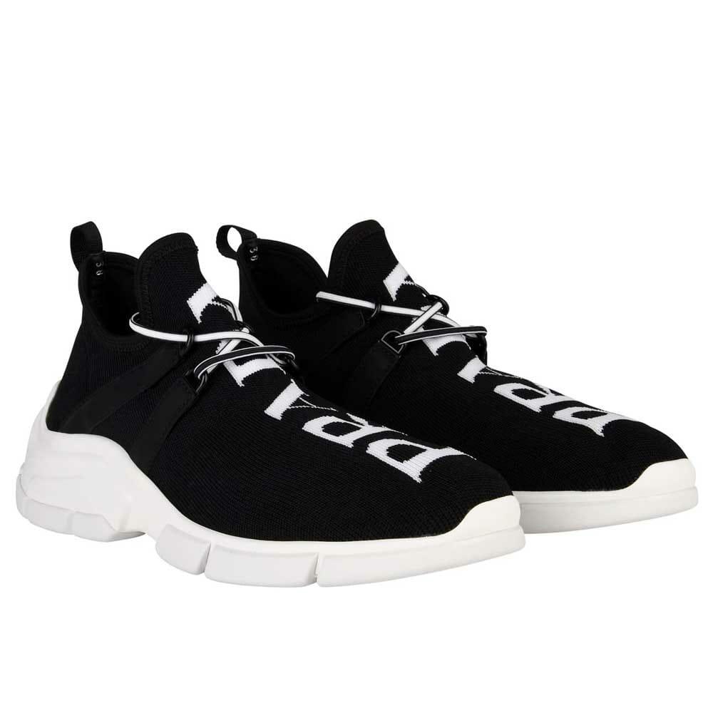 Prada XY Knitted Sock Trainers