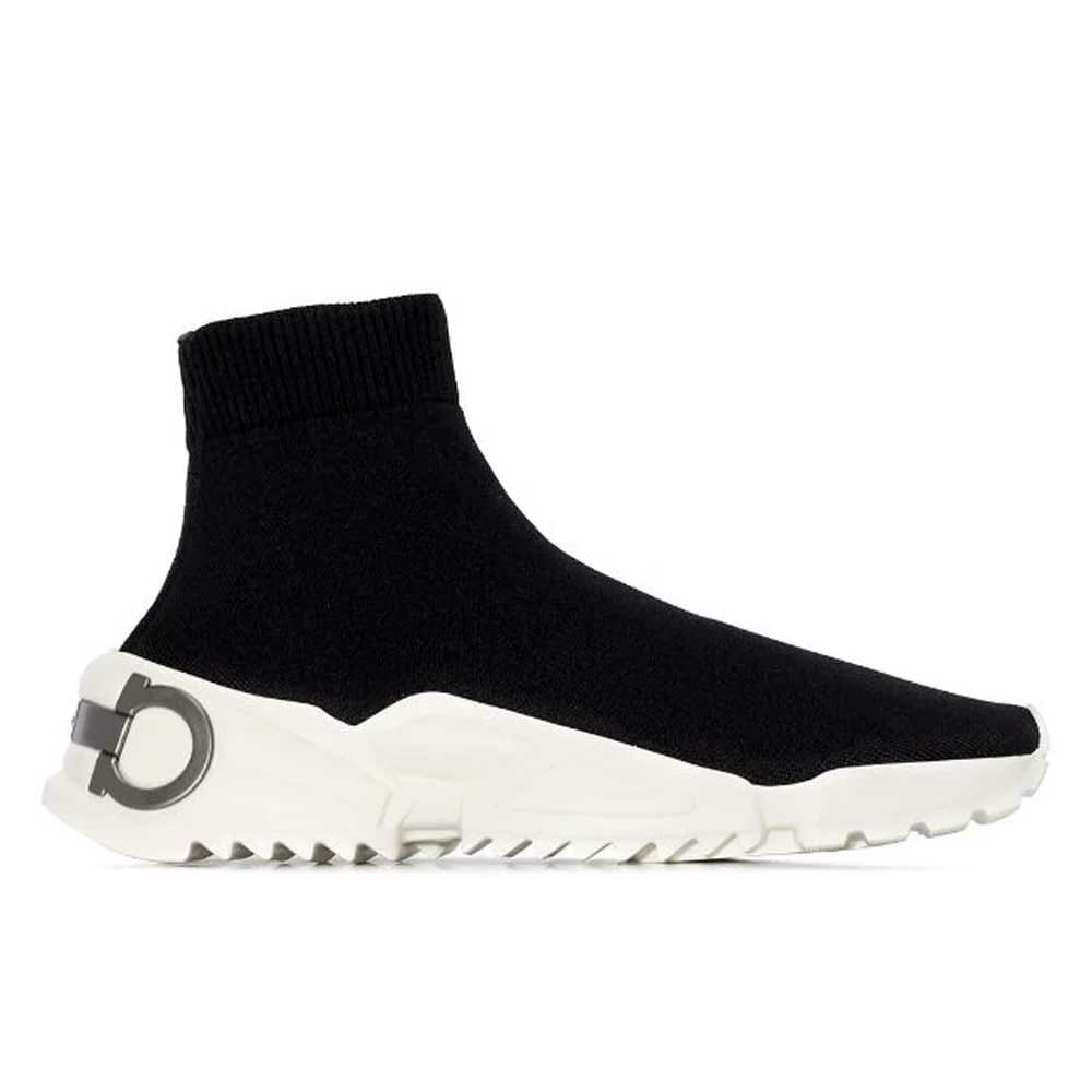 salvatore ferragamo raquel sock sneakers