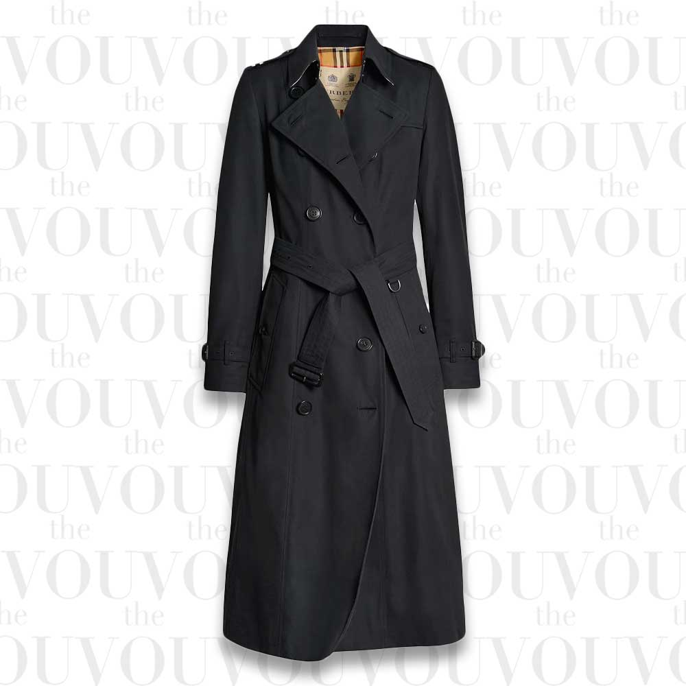 Fashion trends - Burberry Chelsea Heritage belted trench coat