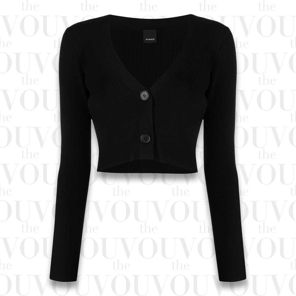 Fashion trends: Cropped V-neck Cardigan