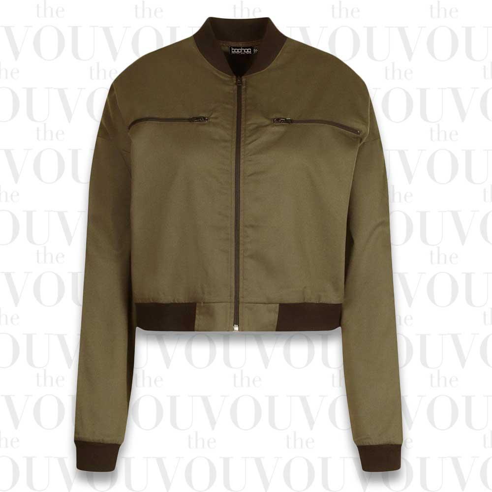 Fashion trends: Bomber Jacket