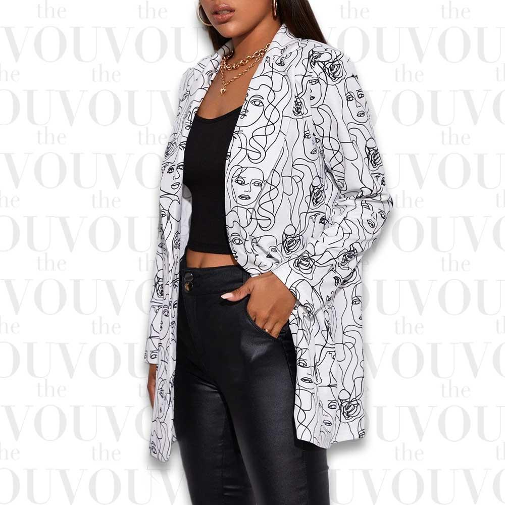 Fashion trends: oversized blazer