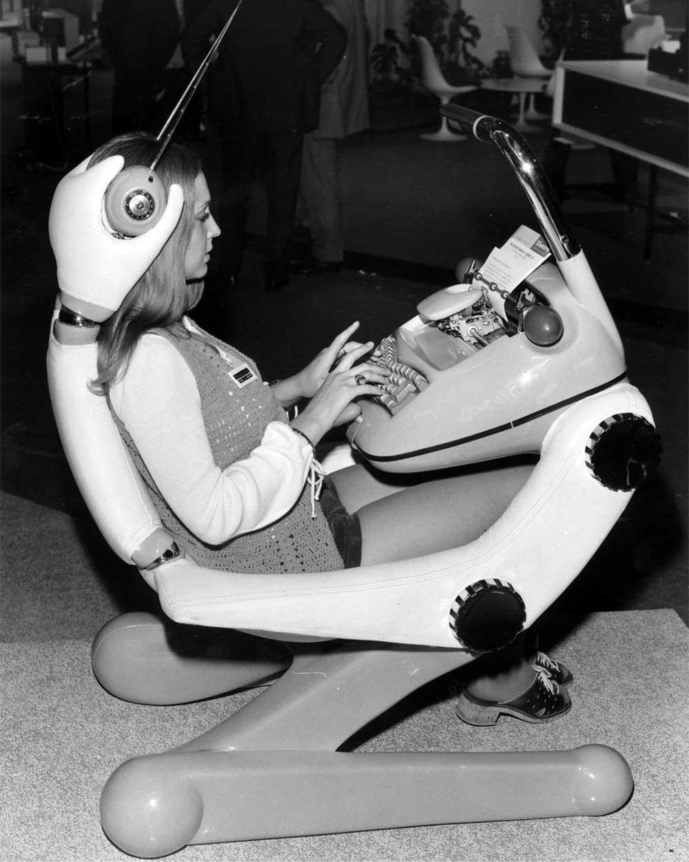 Retro Futurism 1970s