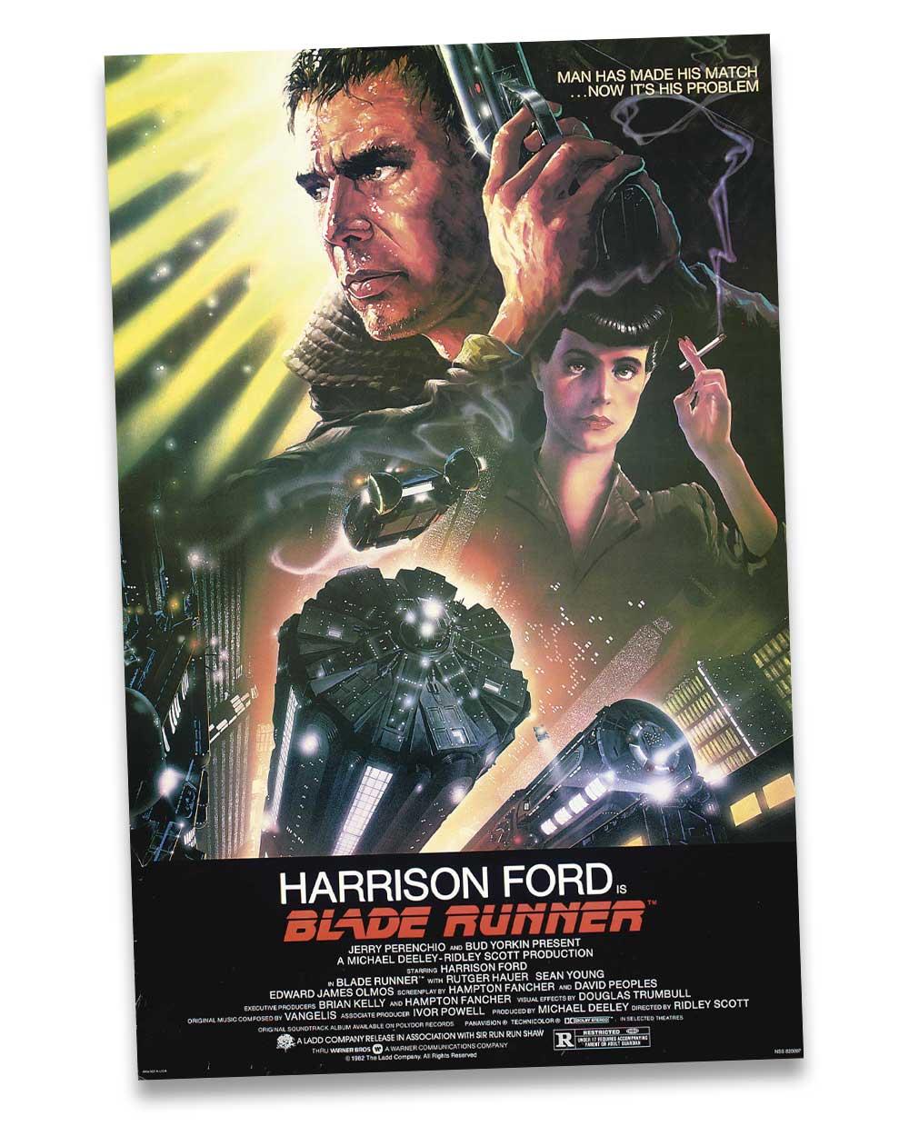 Blade Runner 1982 movie