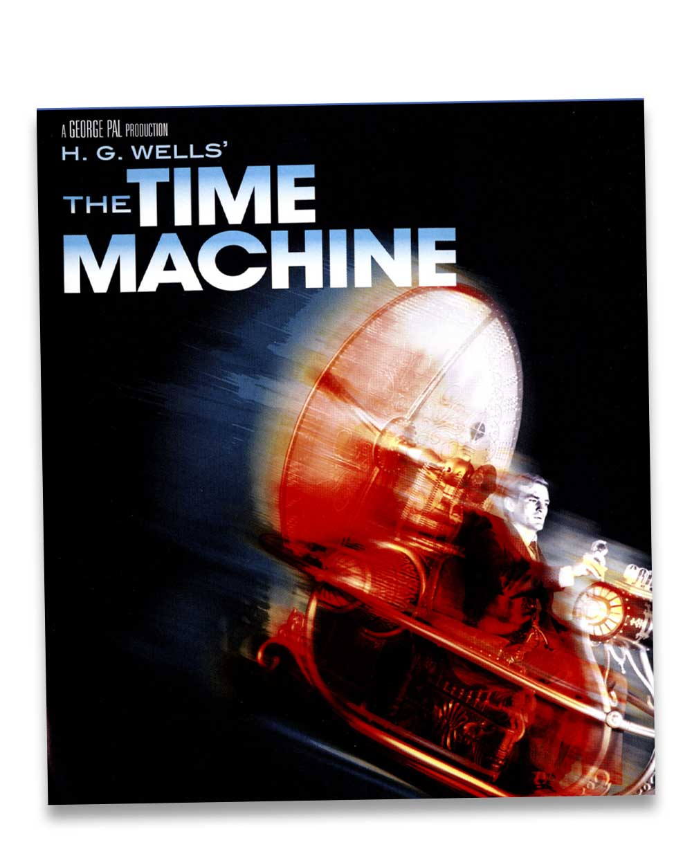 The Time Machine, 1960, retro futurism