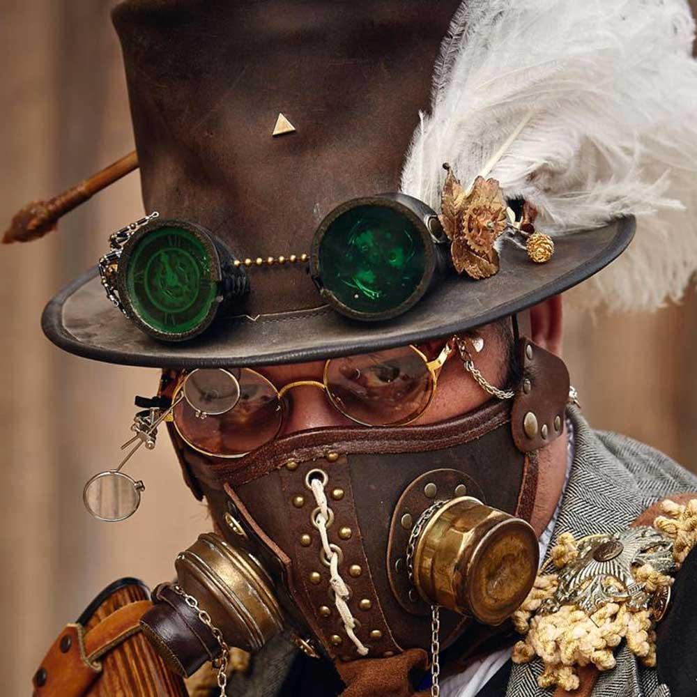 Wild Wild West Steampunk