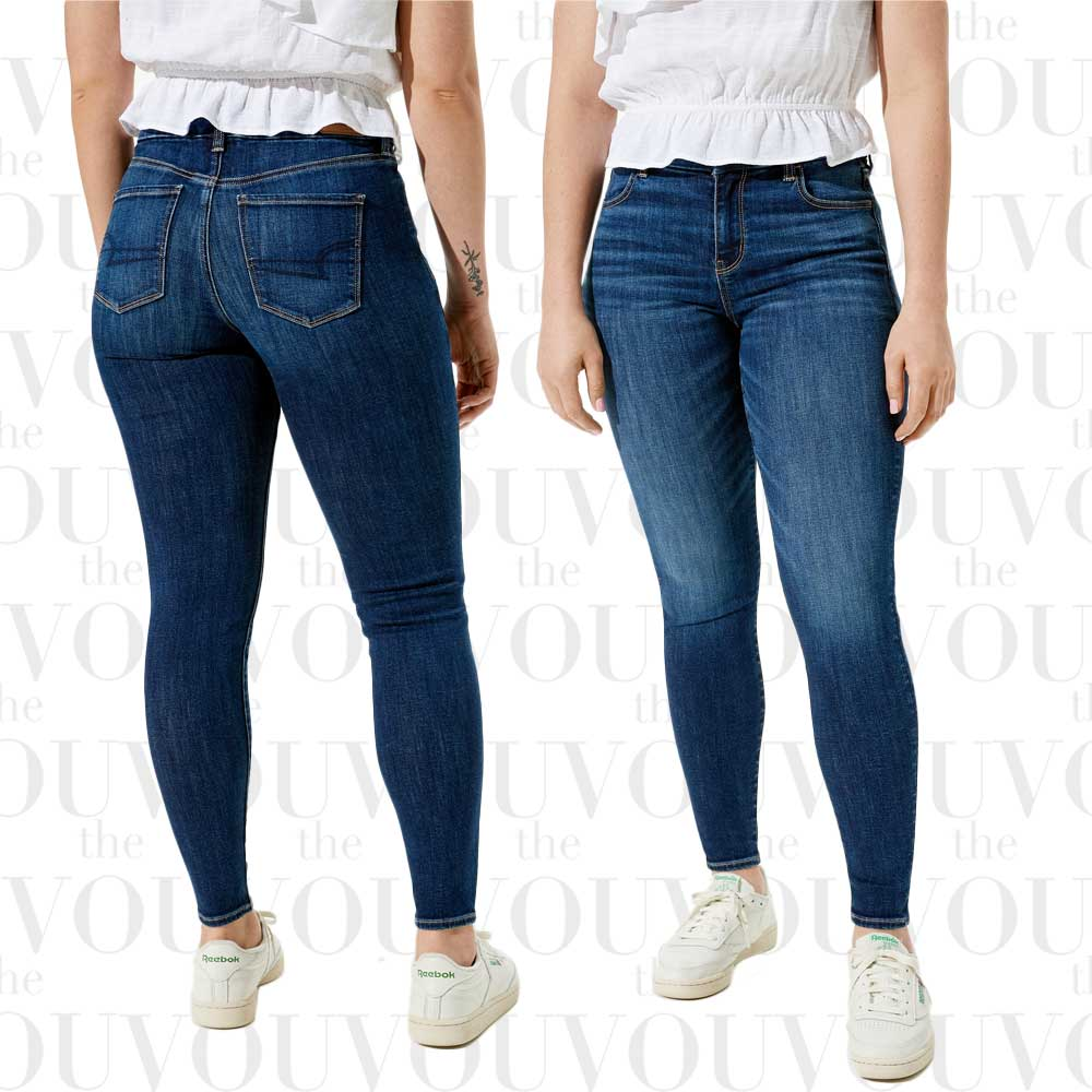 AE Ne(x)t Level Curvy Jeggings Jeans