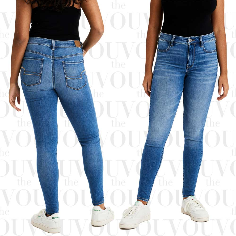 AE Ne(x)t Level High-Waist Jeggings Jeans
