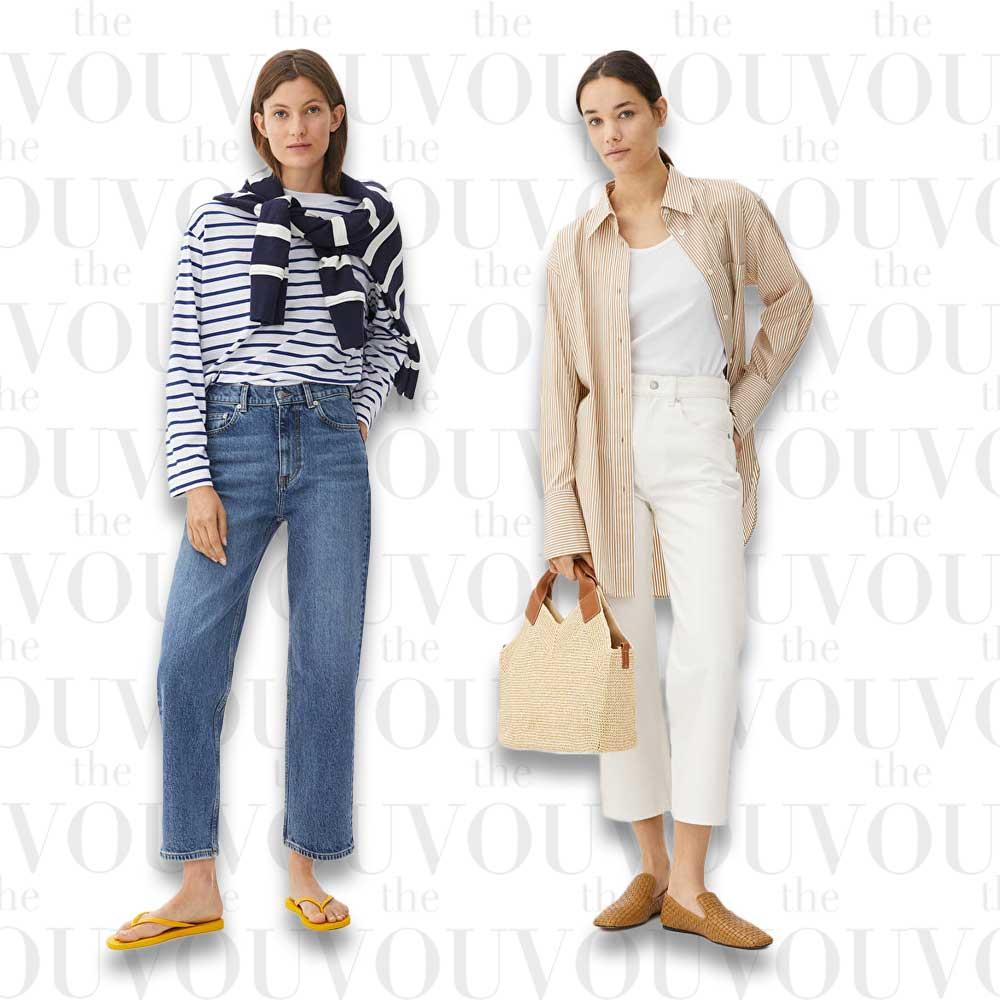 ARKET Women Straight-Leg Jeans for women