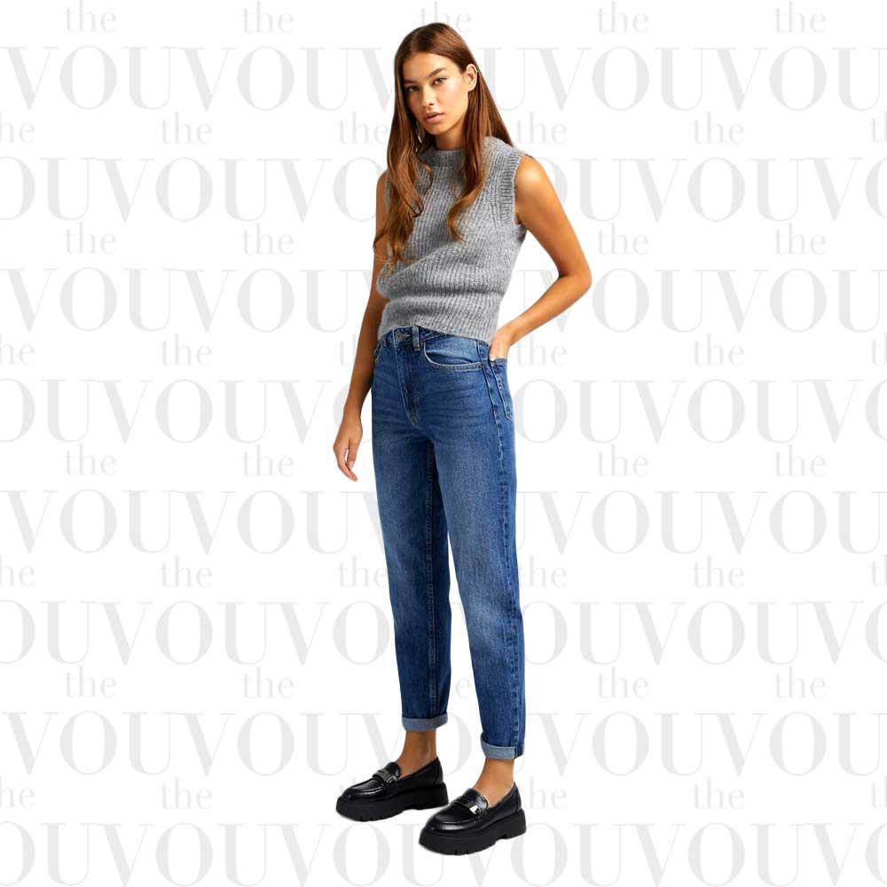 Bershka Mom jeans for women