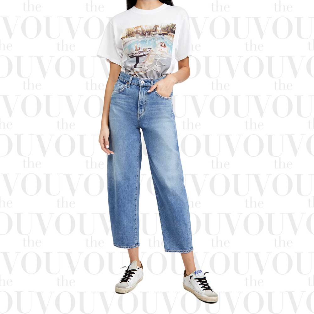 Citizens of Humanity Calista curve jeans for women