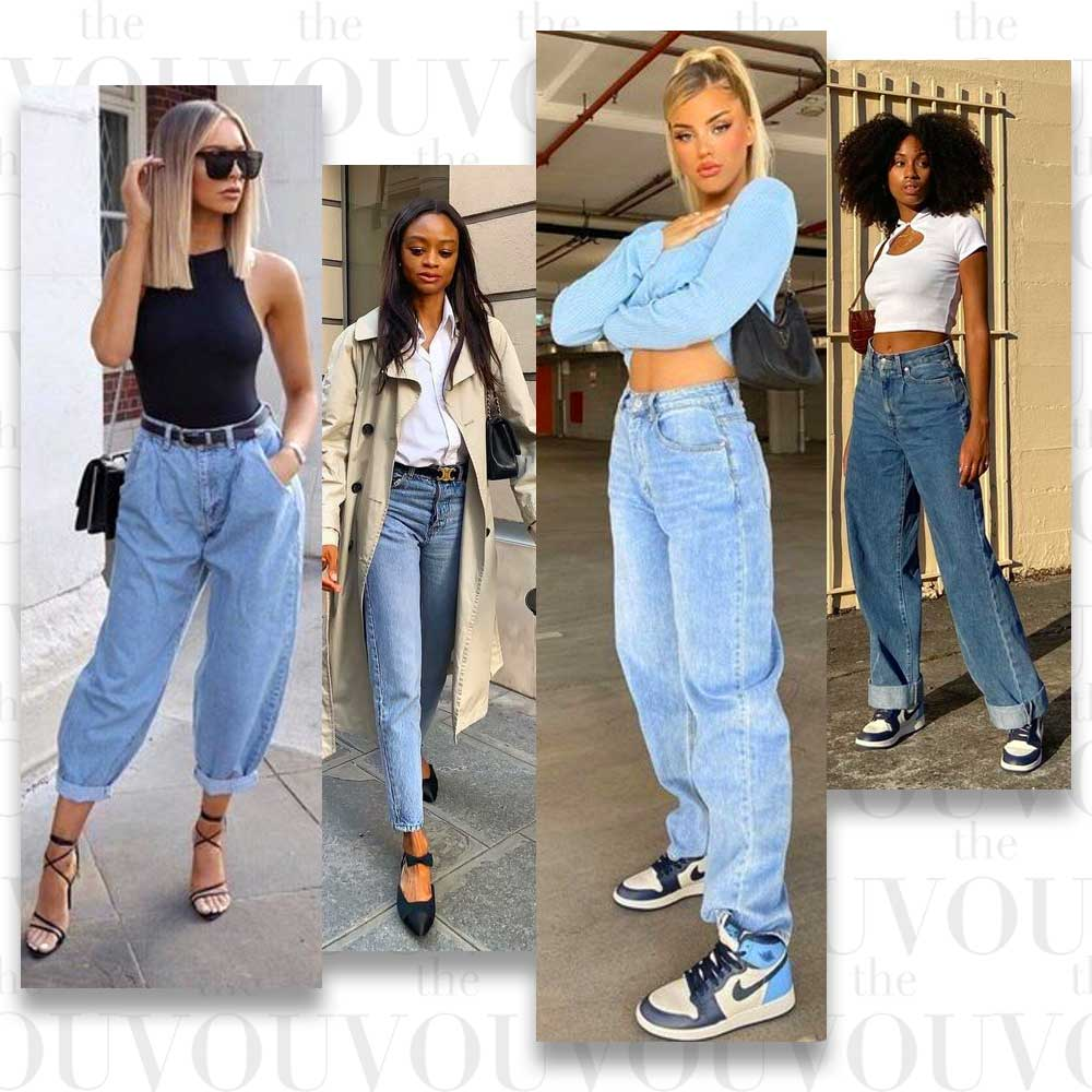 Jeans for women trends 2021