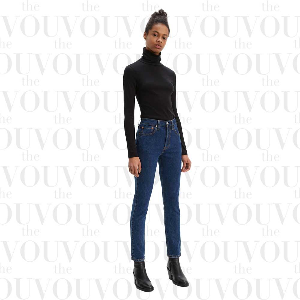 Levis 501 Skinny Womens Jeans