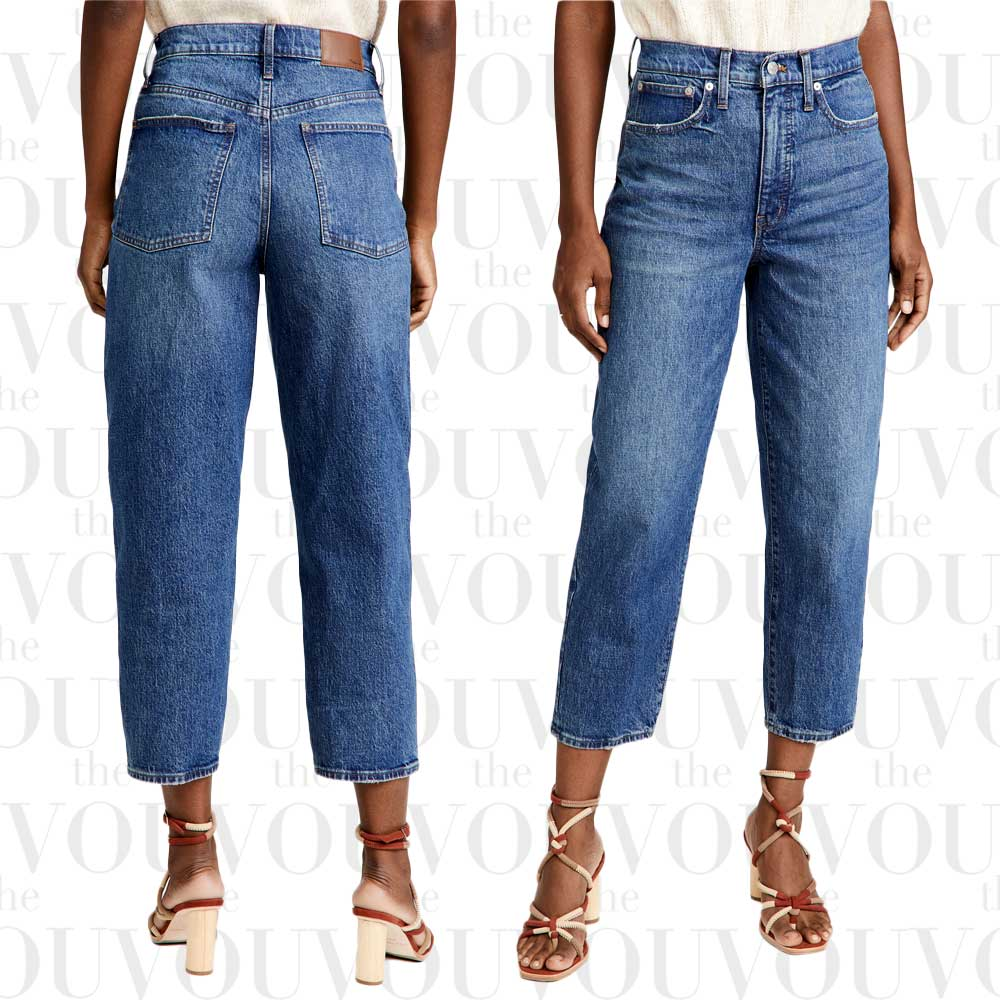Madewell Balloon jeans for women