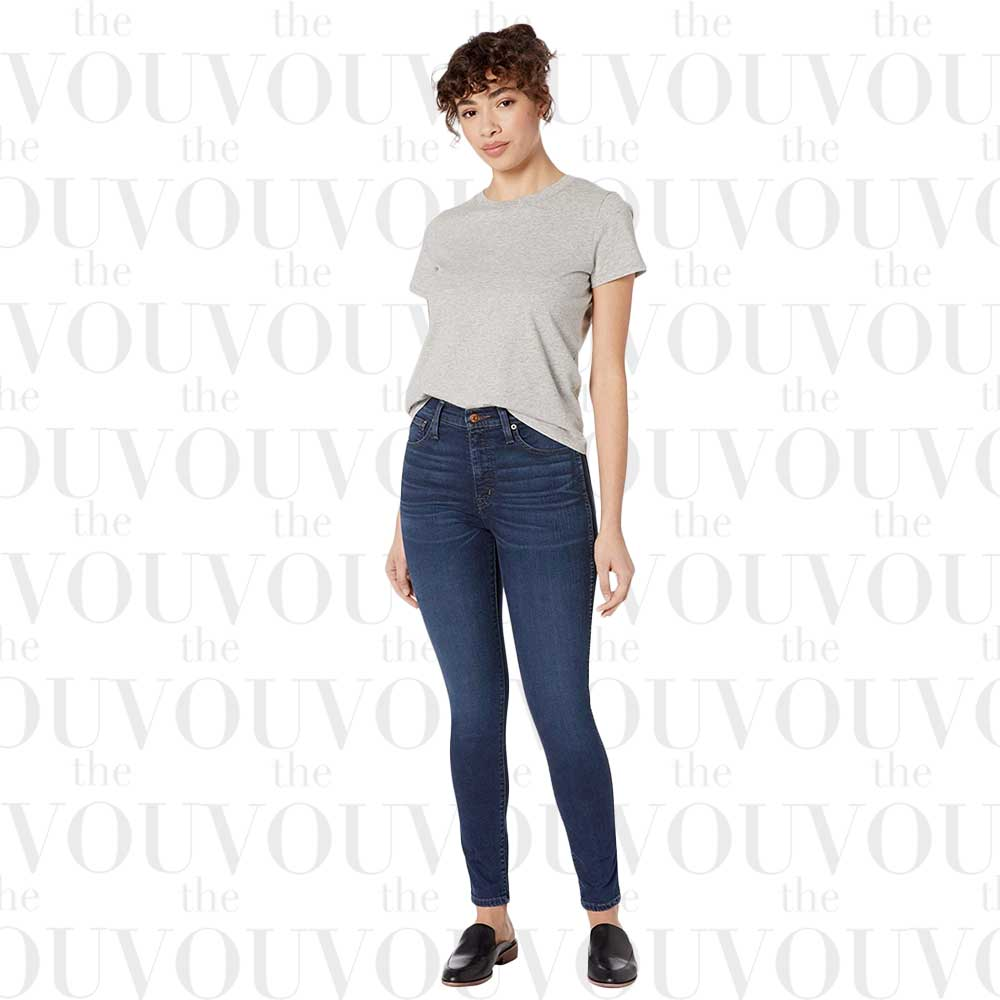 Madewell High Rise Skinny Jeans for women