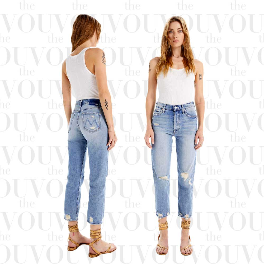 Mother The Tomcat Jeans for women