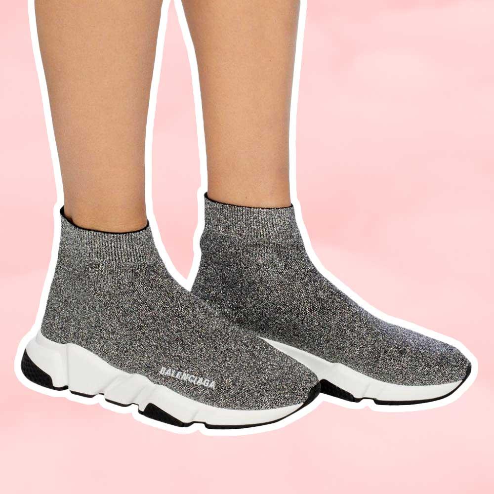 Sock Sneakers trend