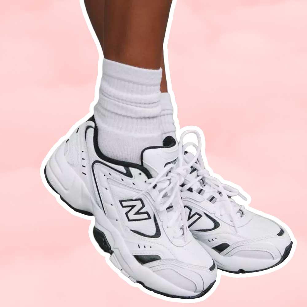 Dad sneakers womens sneaker trends