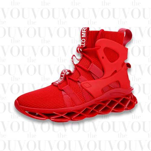 Hello MrLin Running Sock Sneakers