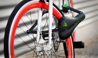 Seatylock is a bike lock you sit on – because it's also a comfortable bicycle saddle