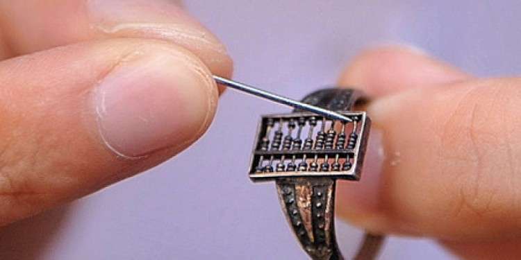 Abacus ring is the oldest smart ring