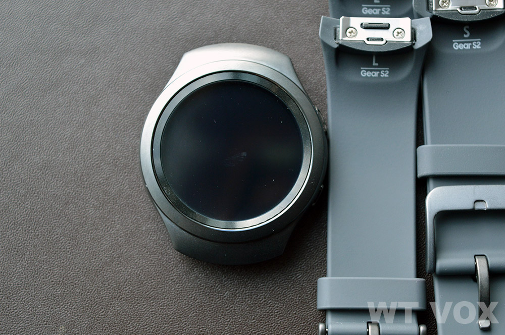 samsung gear s2 design and specs
