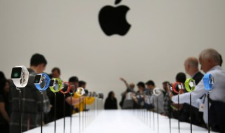 Apple Watch press conference revealing apple watch to the world in September 2014