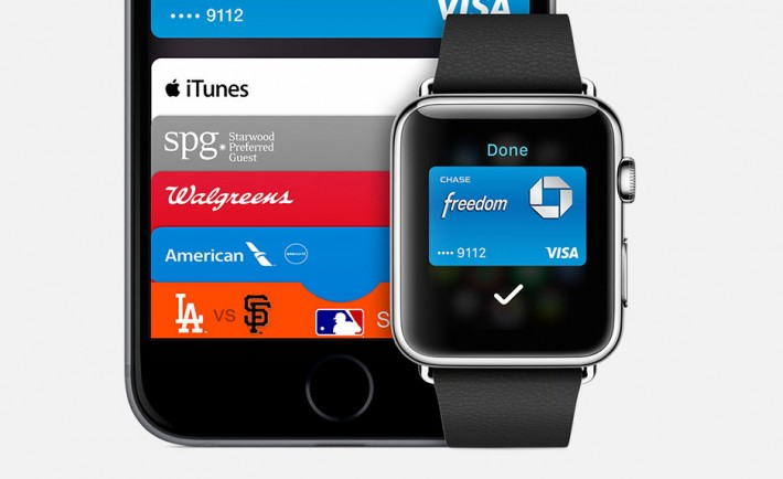 apple pay app for apple watch