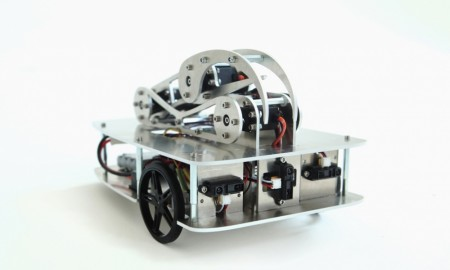 This Arduino-Powered Robot Can Find And Move Objects For You