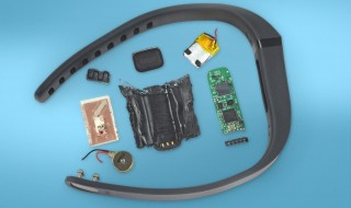 Sensors Inside A Fitness Tracker Work
