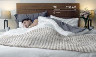 luna smart mattress will be available in king size with a price starting at £185 in the UK