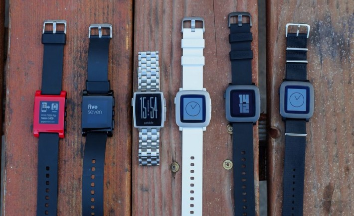 Pebble Is Returning To Kickstarter To Launch Pebble Time