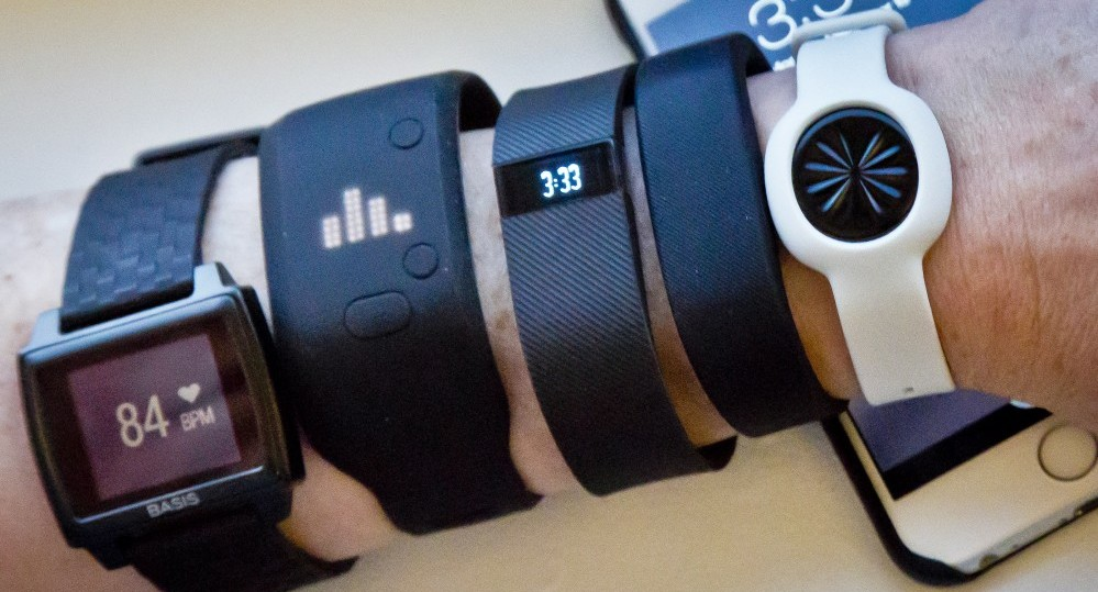 top fitness tracker wearables