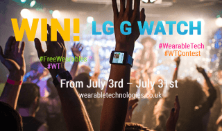 win a lg g watch with wt vox