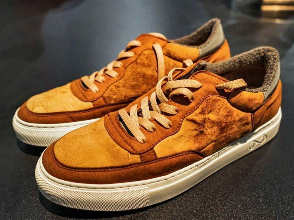 Nat-2 x Zvnder Vegan Sneakers