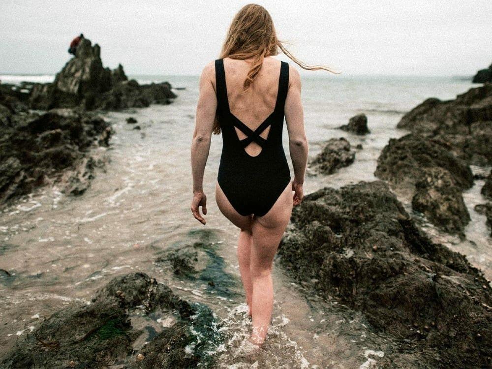 Davy J sustainable swimwear