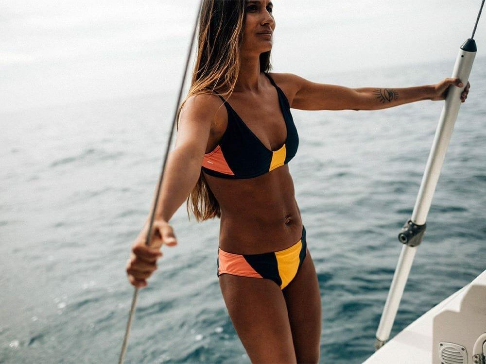 Finisterre sustainable swimwear