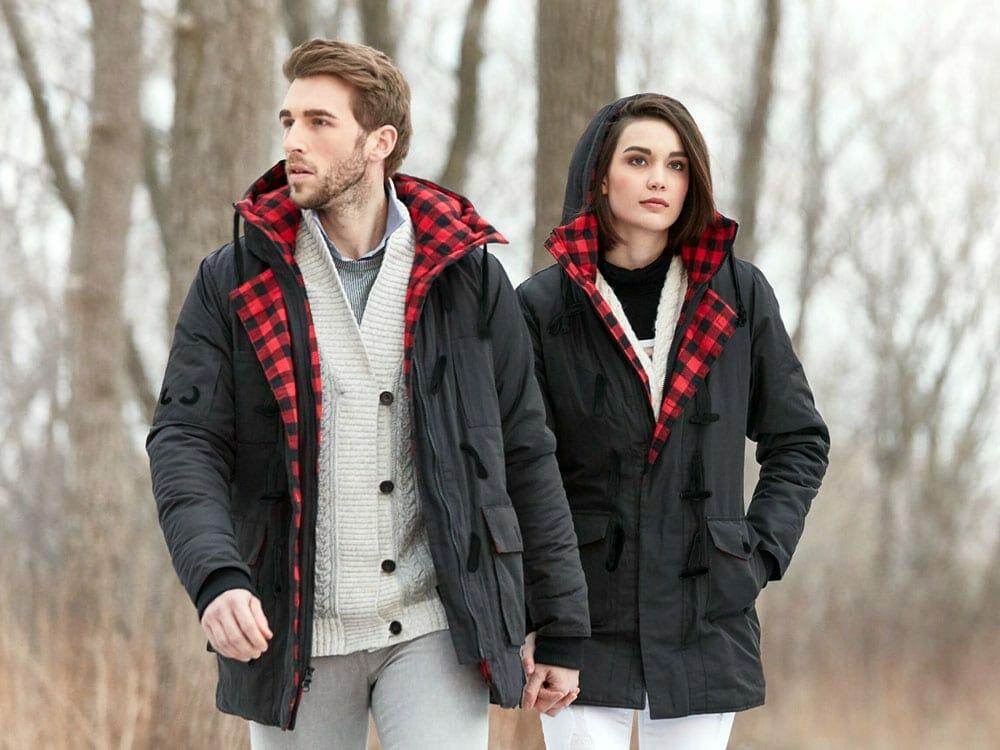 Wuxly vegan jackets