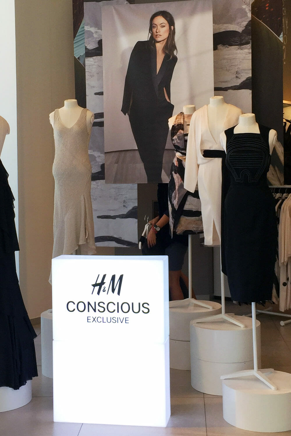 H&M conscious collection to make eco friendly clothing fashion