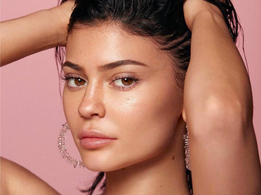 Kylie Jenner beauty label in 2020