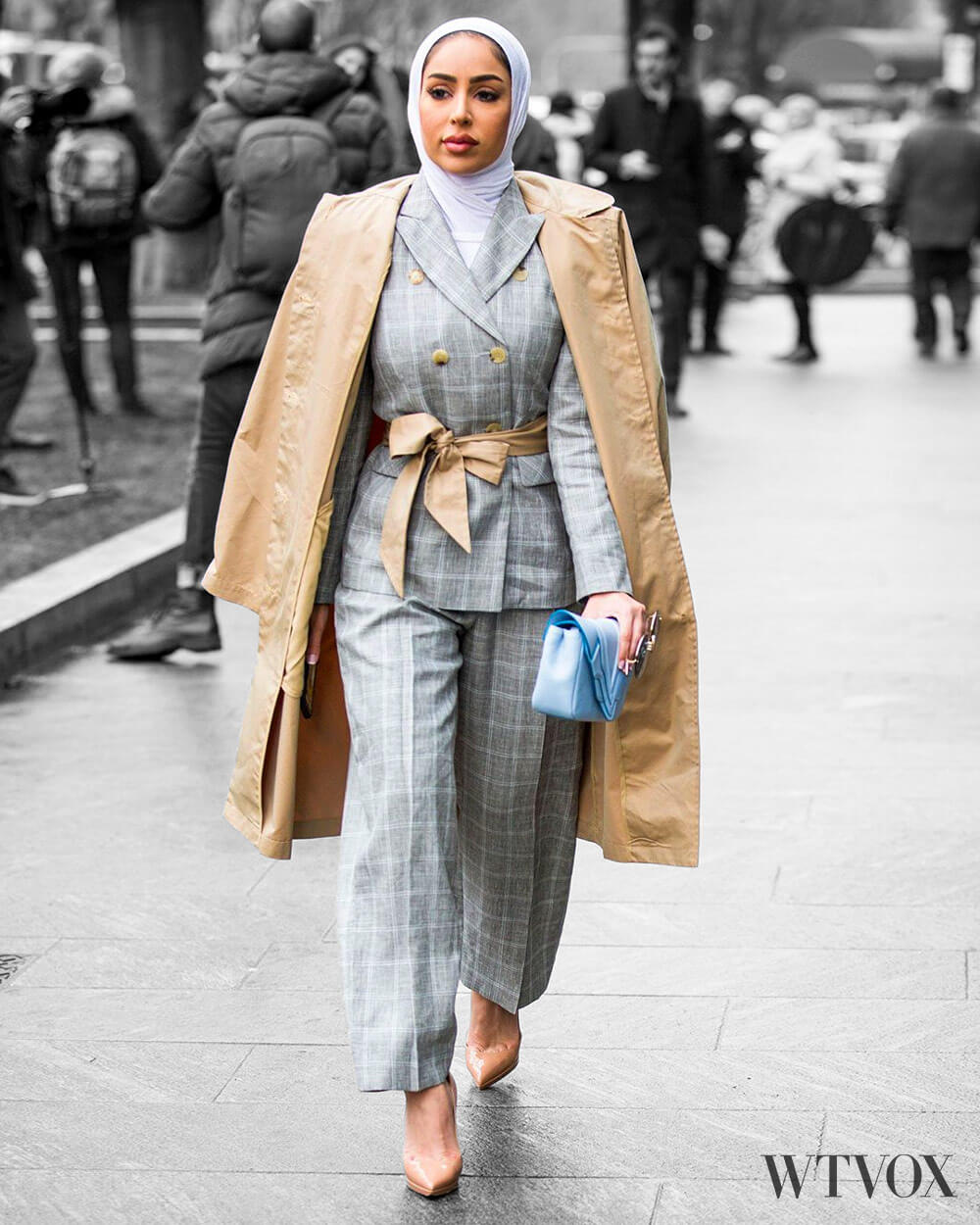Modern Arabic fashion