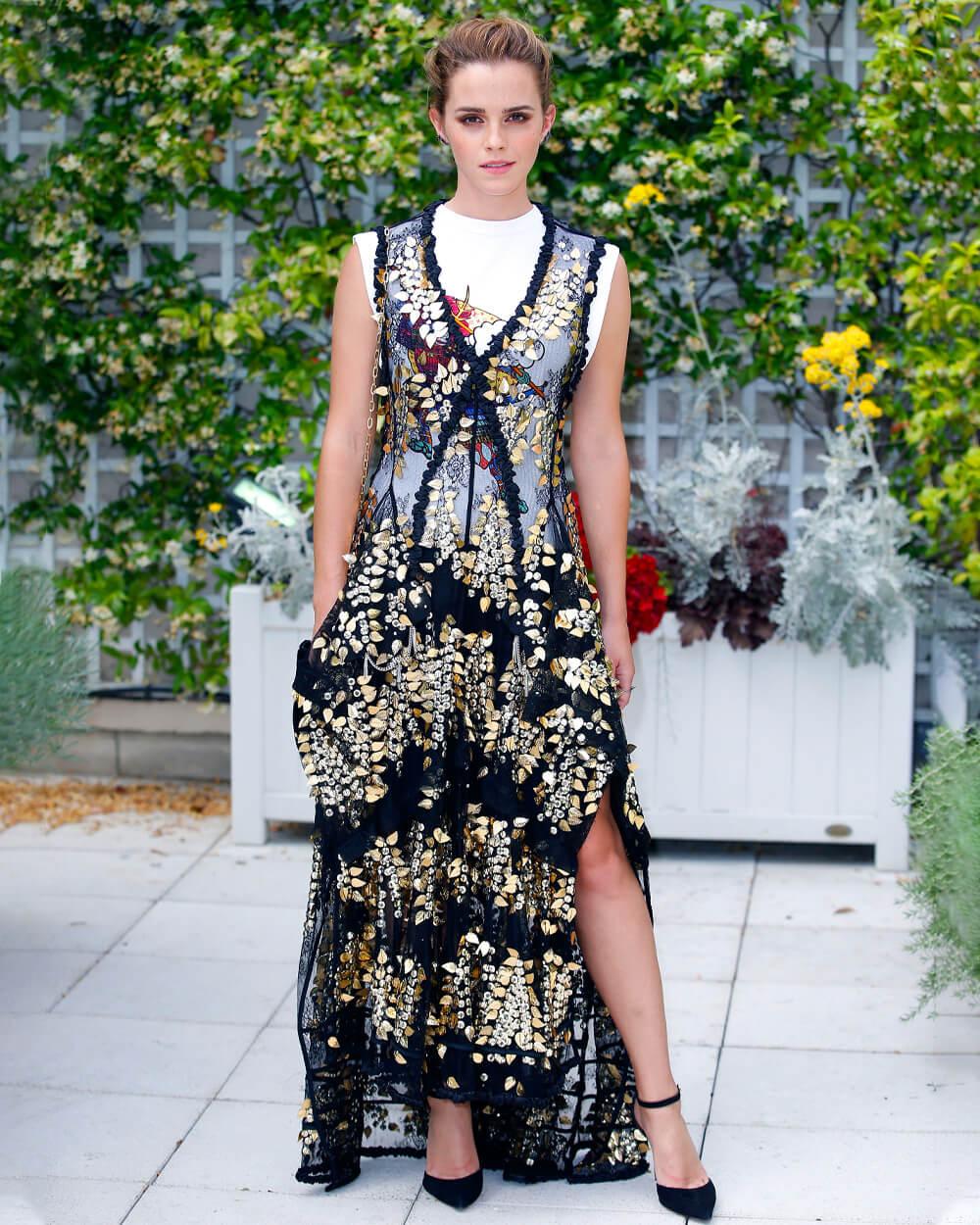 Emma Watson Sustainable Fashion