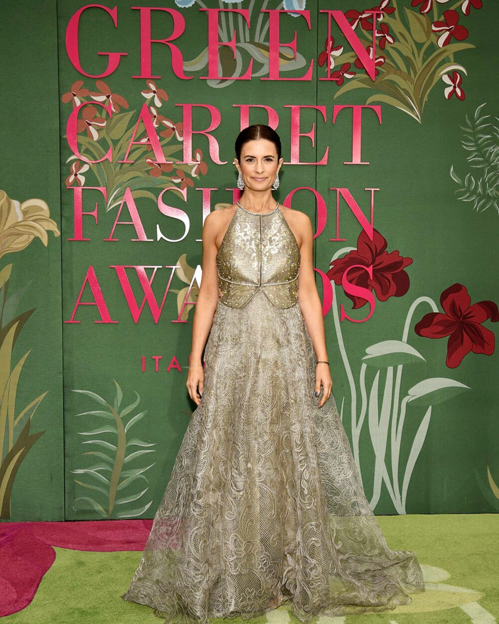 Livia Firth Slow Fashion Celebrity