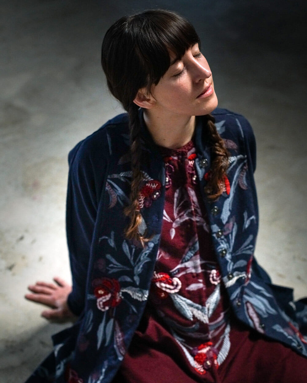 Slow fashion Alabama Chanin label