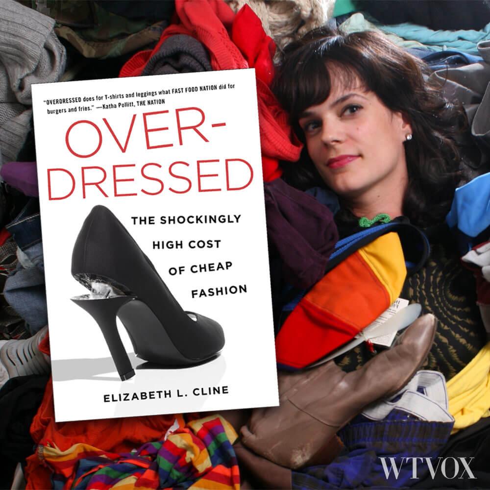 Elizabeth L. Cline Over-dressed book