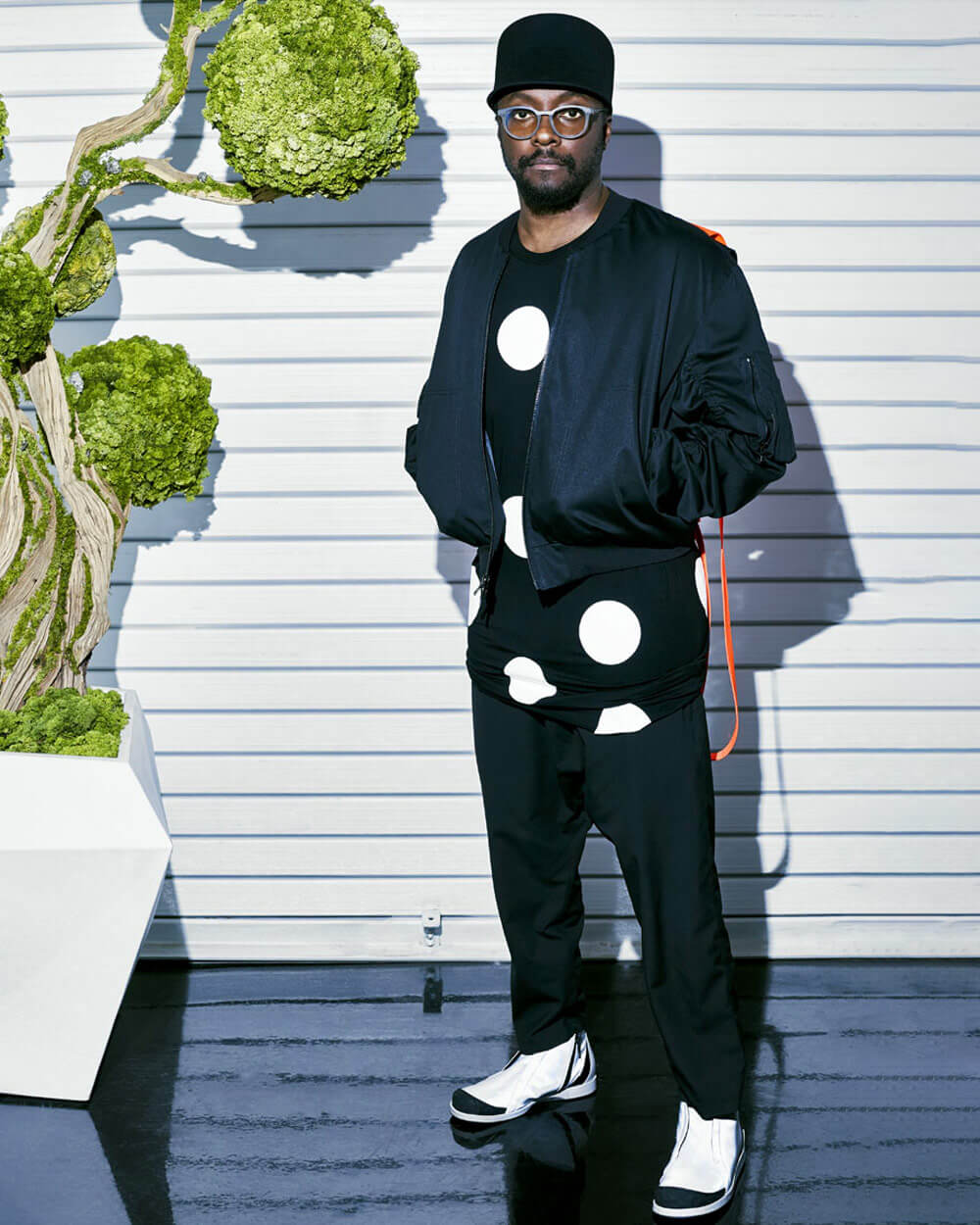 will.i.am Slow Fashion Celebrity