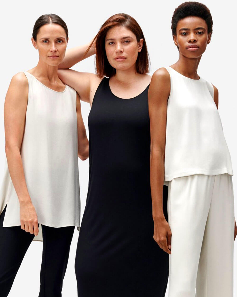 Eileen Fisher slow fashion collection 2020