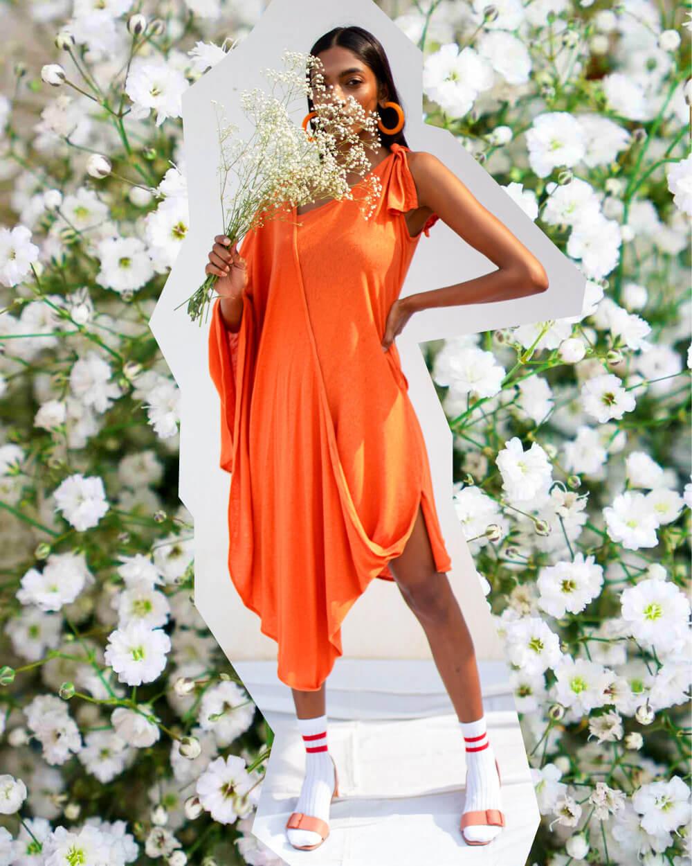 Sanah Sharma slow fashion collections